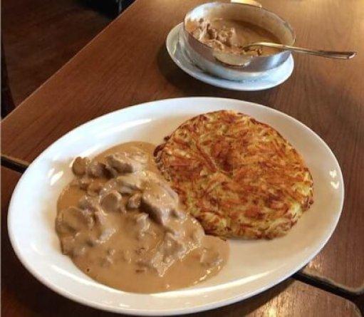 ZEUGHAUSKELLER - Swiss Traditional Cuisine
