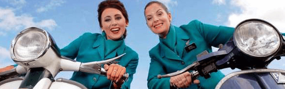 Portrayal Of Cabin Crew Over The Years In Books, Movies and Television Series | WOC