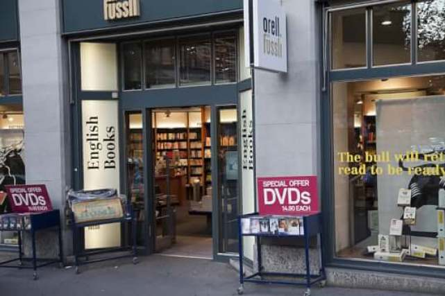 Orell Füssli - The Bookshop