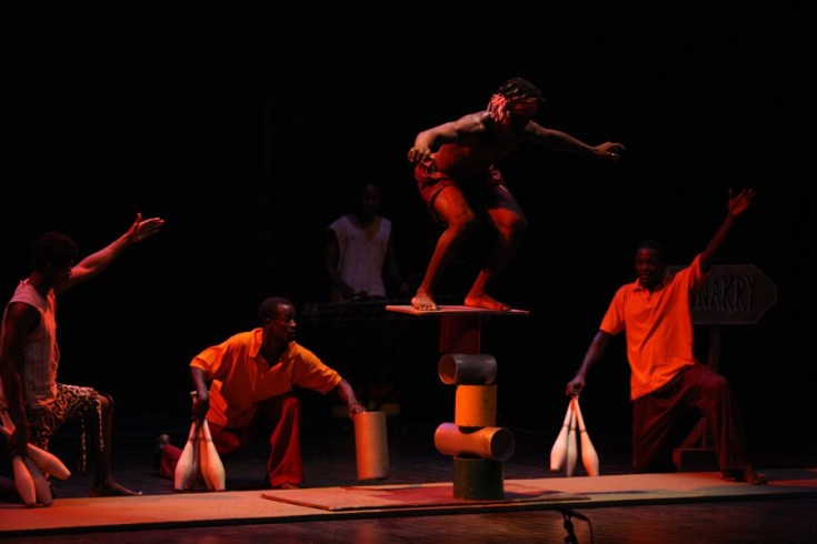 Centre d'Art Acrobatique Keita Fodeba conakry