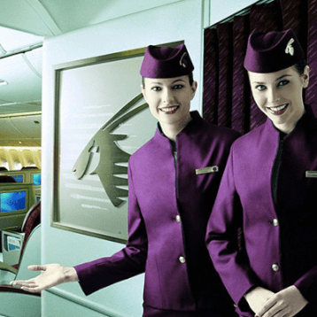 top-10-airlines-to-work-for-cabin-crew-2017-qatar-airways