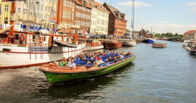 boat tour copenhagen