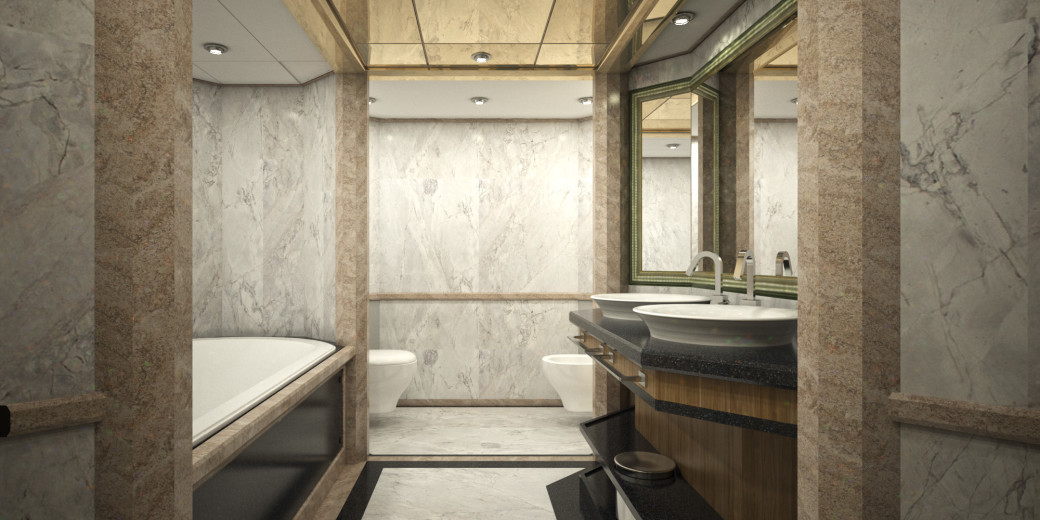 Suite designs for Silverseas Silver Muse revealed  World