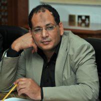 ناصر أبو عون رئيس تحرير جريدة عالم الثقافة/ مصر