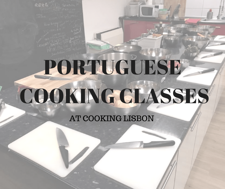 Portuguese Cooking with Cooking Lisbon