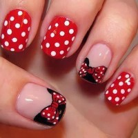 108 Bow Nail Art Designs
