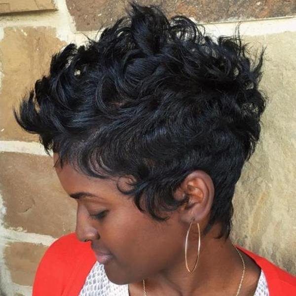 150 Stylish Short Hairstyles For Black Women To Try