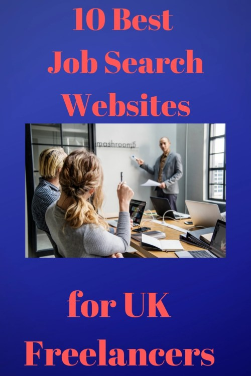 10 Best Job Search Sites for UK freelancers