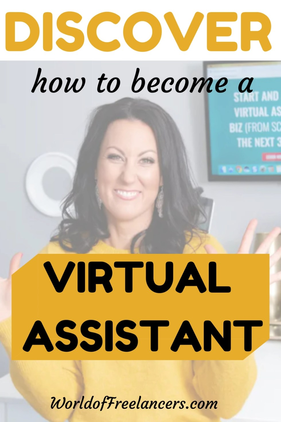Discover how to become a virtual assistant
