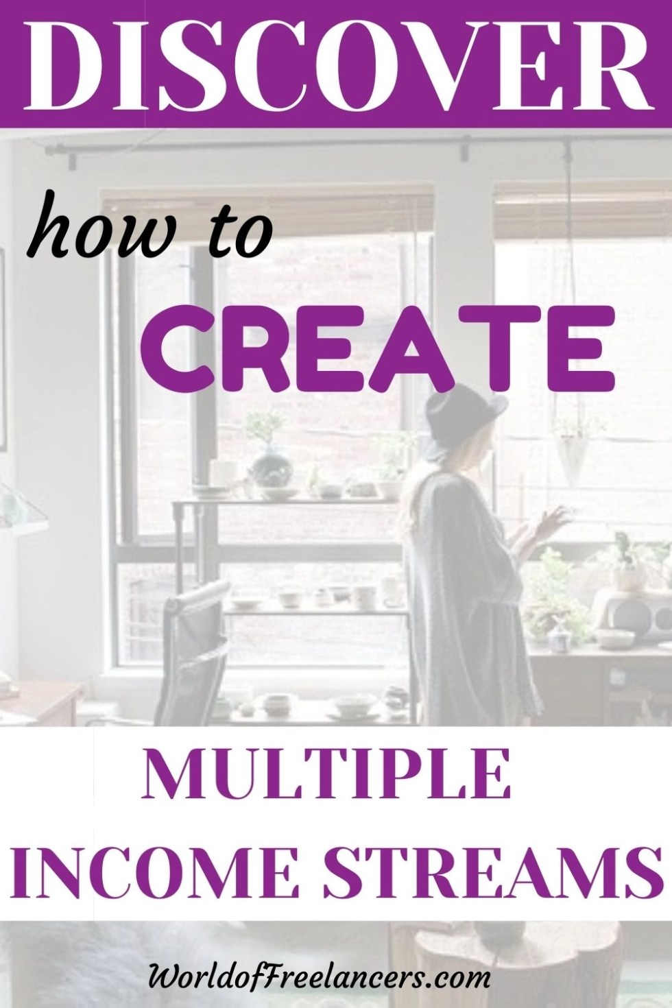 Discover how to create multiple income streams