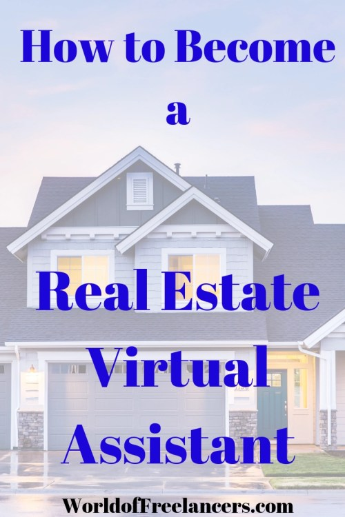 How to become a real estate virtual assistant