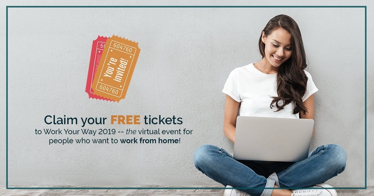 Work Your Way 2019 Free Tickets