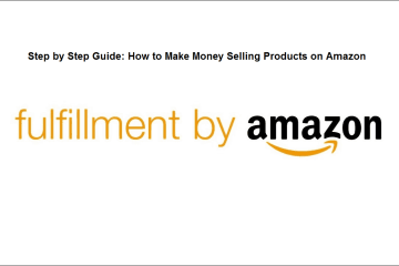 Step by Step Guide: How to Make Money Selling Products on Amazon
