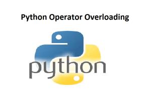 Python Operator Overloading
