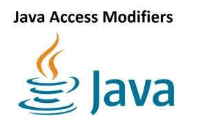 Java Access Modifiers