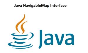 Java NavigableMap Interface