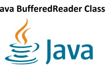 Java BufferedReader Class