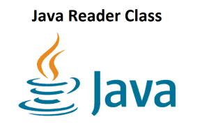Java Reader Class