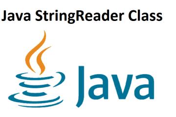 Java StringReader Class