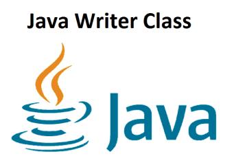 Java Writer Class