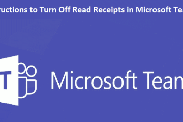 How to Turn Off Read Receipts in Microsoft Teams