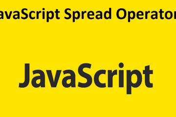JavaScript Spread Operator