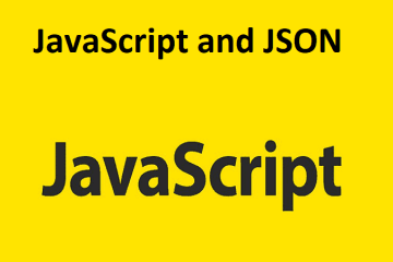 JavaScript and JSON