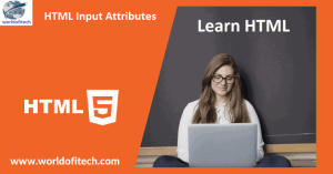 HTML Input Attributes