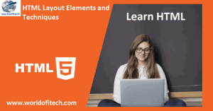 HTML Layout Elements and Techniques