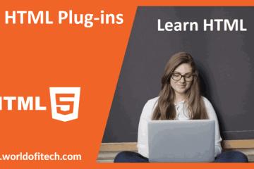 HTML Plug-ins