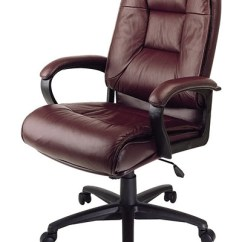 Ergonomic Chair Pros Blue Patterned With Ottoman Executive Leather Office Vs Mesh Full