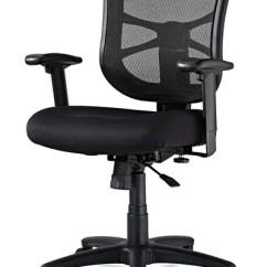 Ergonomic Chair Pros Child Folding Executive Leather Office Vs Mesh