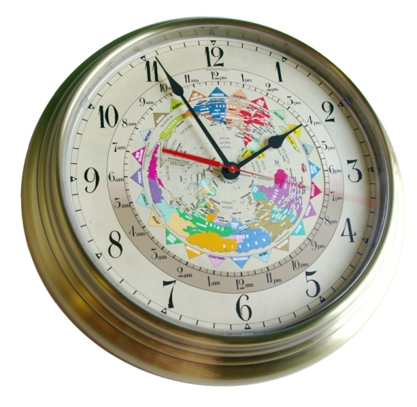 World Time Clock - 14