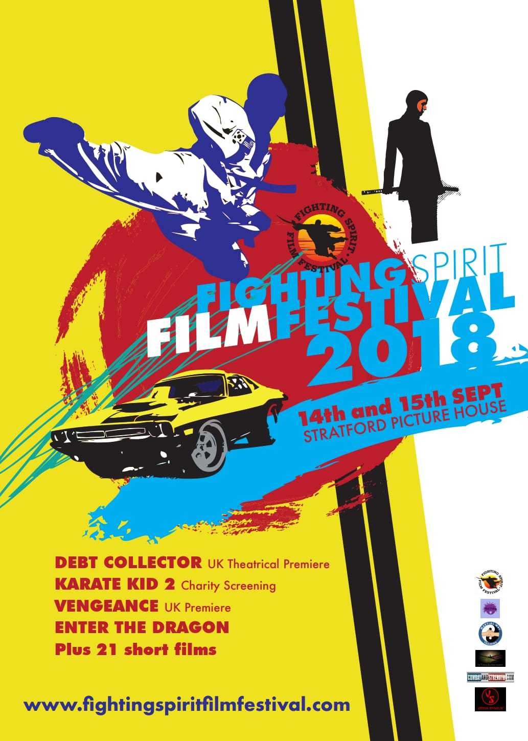 Fighting Spirit Film Festival Kicks into Action