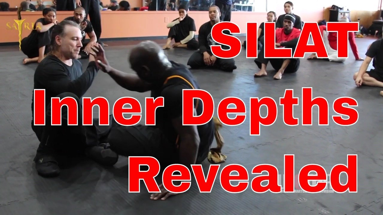 BODY REVEALS BODY Inner Depths SILAT