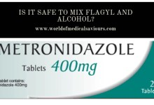 flagyl and alcohol