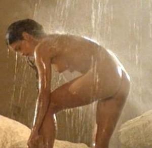 Phoebe Cates Paradise Showering Nude 1