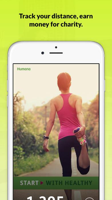 Charity Miles: Walking & Running Distance Tracke - World ...