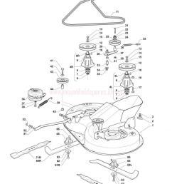cutting plate assembly mountfield 1430h 3000sh 20120201 1430h john deere drive belt diagram 64l belt diagram [ 926 x 1200 Pixel ]