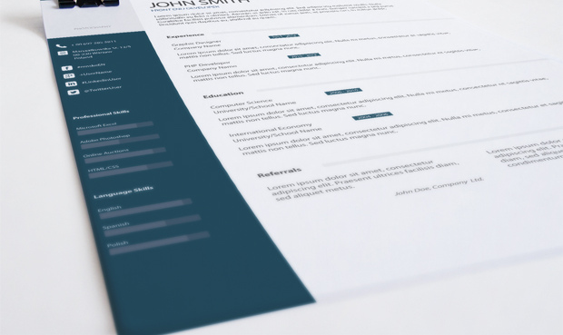 Top 3 Resume Templates In February 2015