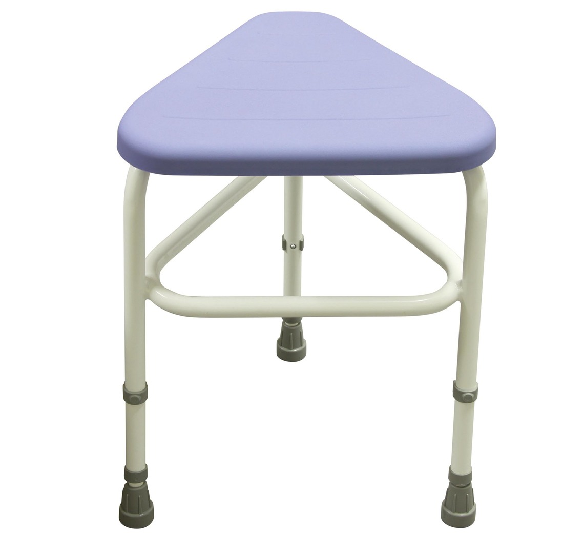 corner shower chair gravity target belmont pu stool world of scooters manchester