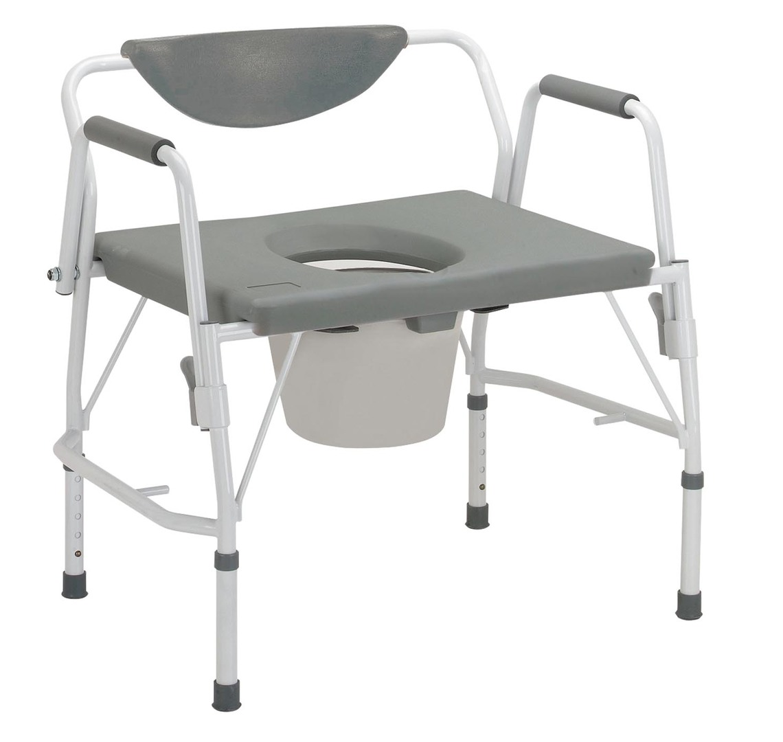 heavy duty commode chair best for spinal fusion feel dry all in ones world of scooters manchester