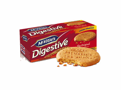 McVities Digestive Biscuits World Of Snacks