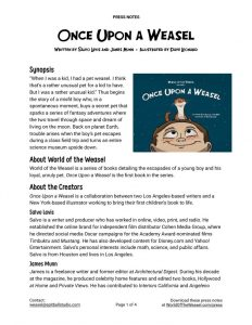 thumbnail of once-upon-a-weasel-press-notes-11-01-16