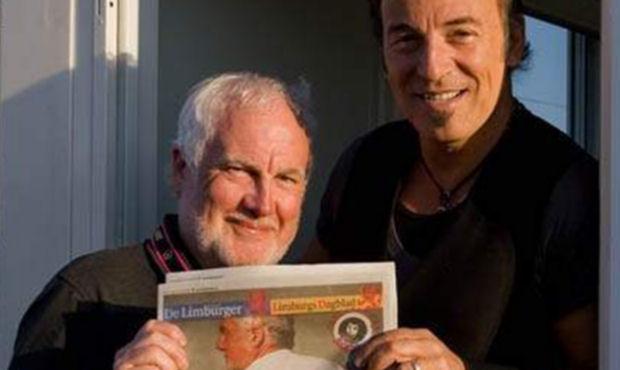 Roulette: AD: 'Springsteen baas over Pinkpop'