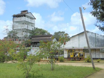 Mariënburg - de oude rum fabriek