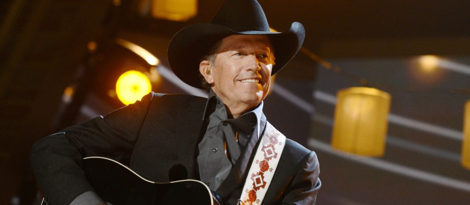 Plaat van de week: George Strait – The Cowboy Rides Away