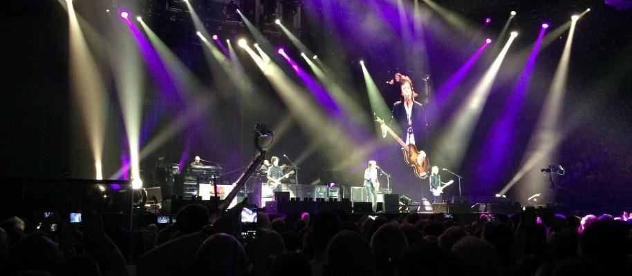 Concertreview: Ziggo Dome Double Shot Pt. 2: Paul McCartney: 'de mazzel Mokum!'