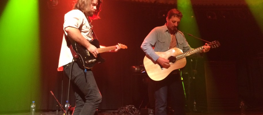Concertreview: I've seen the future of country music and his name is Sturgill Simpson