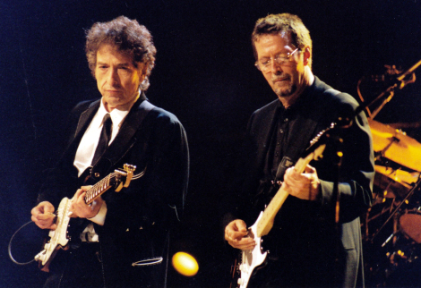 Plaat van de week: Eric Clapton – Don't Think Twice, It's Alright